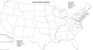 Ohio Colleges Map by College Lacrosse Wikiwand