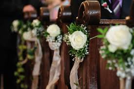 church wedding decorations how to make a crushed tulle chair diy wedding decorations for
