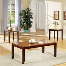 livingroom table sets coffee table sets cymax stores