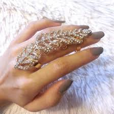 large finger rings images Large rings jewelry jpg