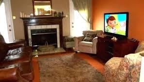 orange bedroom curtains burnt orange bedroom kivalo club