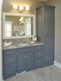 Gray And White Bathroom - 25 decor ideas that make small bathrooms feel bigger new york