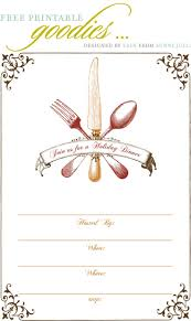 free printable invitations 28 best dinner party invitations images on pinterest dinner