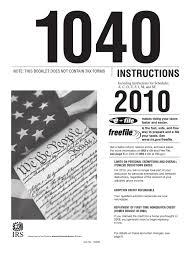 i1040 irs tax forms internal revenue service