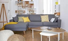nettoyer un canapé en peau de peche le canapé d angle ou salon d angle mobilier canape deco
