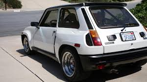 renault 5 rare renault r5 turbo 2 in need of a good home