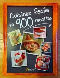 livre cuisine facile livre cuisinez facile en 900 recettes ebay