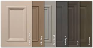 new solidtone paint colors options for kitchen cabinets walzcraft