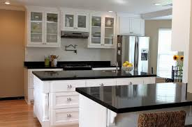 Glass Door Wall Cabinet Kitchen Kitchen Countertops Glass Door Gas Hob Wall Cabinets Kitchen