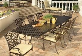 Patio Furniture Tables Cast Aluminum Patio Furniture Outdoor Furniture Tables Chairs