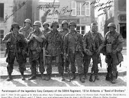 Eagles Nest Va Nursing Home Atlanta Ga Tv Series Was Based On These Men The Real U0027 U0027band Of Brotherss