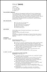 Hr Objective In Resume Hr Intern Resume 21 Internship Resume Example Salesmarketing
