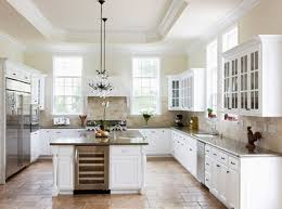 the awesome as well as lovely white kitchen designs regarding