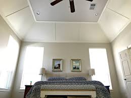 diy molding diy tray ceiling molding and paneling feature abbotts at home