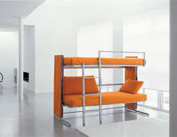 Bunk Bed With Sofa by Sofa That Converts Into A Bunk Bed In Two Seconds Freshome Com