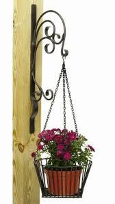 Hanging Flower Pot Hooks Parede De Metal Gancho Com Corrente Imagem Vasos E Jardineiras De