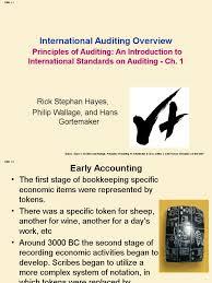 ch01 ed3 ppt financial audit audit