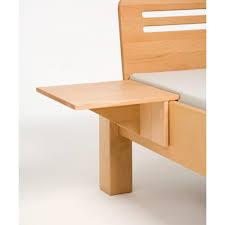 cozy simple bedside table design ideas feature cream laminated