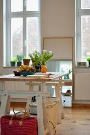 trestle table kitchen island ikea trestle table as kitchen island kitchen pinterest trestle