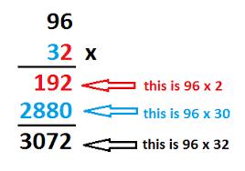 long multiplication worksheet edplace