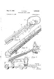 patent us6755258 aerial ladder fire fighting apparatus with