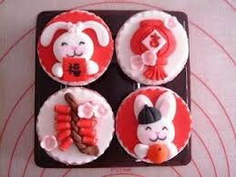 New Years Cupcake Decorating by 53 Best Celebrate Chinese New Year Images On Pinterest Cupcake