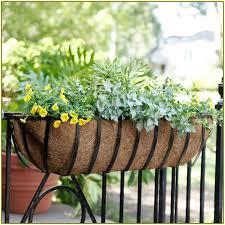 Cheap Planter Boxes by Balcony Planter Boxes Home Design Ideas
