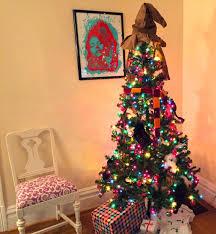 harry potter tree ornaments decor