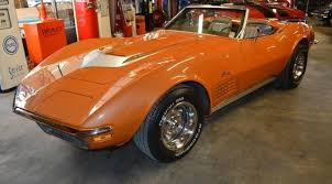 1972 corvette convertible 454 for sale chevrolet corvette convertible 1972 orange for sale 1z67w2s519664