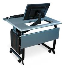 computer desk monitor lift monitor lift desks table pop up monitor lift computer tables