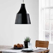Black Pendant Light by Dftp Grace 25 Rose Pendant Light Lampsy