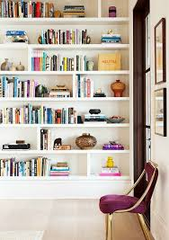 pretty bookshelves bookshelf styling ideas bright bold and beautiful