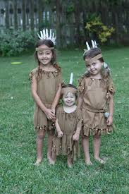 Halloween Costumes Indians 5 Easy Minute Diy Halloween Costumes