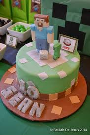 minecraft birthday cake ideas 12 amazing minecraft birthday cakes cakes minecraft