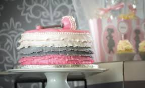 pink and gray baby shower kara s party ideas pink gray princess girl themed baby shower party