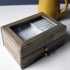 personalized wooden jewelry box modern wood jewelry boxes jewelry