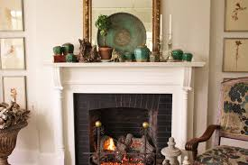 for the love of a house the spring mantel