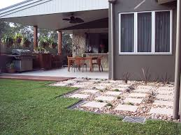 image of easy landscaping ideas for small front yards best