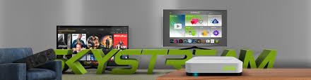 amazon com skystream one streaming media player android tv box