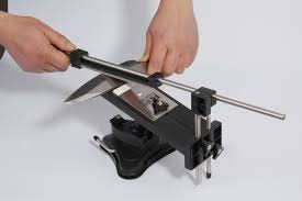 best way to sharpen kitchen knives lovely manificent kitchen knife sharpening is the best way to