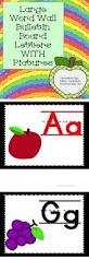 word wall freebie and ideas kindergarten literacy pinterest