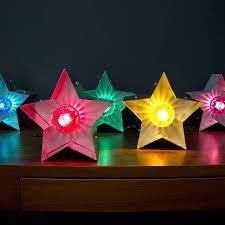 small fairground star lights by goodwin u0026 goodwin