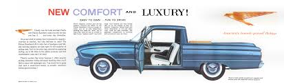 Old Ford Truck Brochures - 1960 ford falcon ranchero 06 07