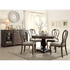 riverside belmeade round dining table hayneedle