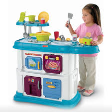 Fisher Price Servin Surprises Kitchen Table by Fisher Price Toys U003e 24m 5y U003e Grow With Me Kitchen Video Gift