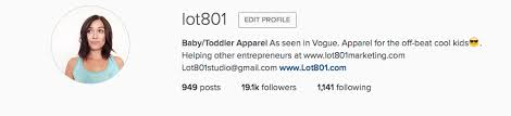 biography for instagram profile how to write a killer instagram bio stand out above the crowd
