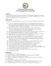 Lawrenceoliver Event Planner Resume by Membership U0026 Events Coordinator Job Description 8 1