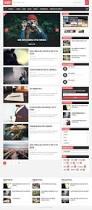 30 magazine style blogger templates latest free templates