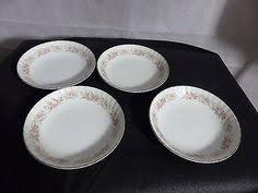 teahouse dansico collection china wyndham japan china dinnerware penrose pattern 394 set 4 fruit