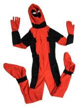Deadpool Halloween Costume Kid Popular Children Deadpool Costumes Buy Cheap Children Deadpool